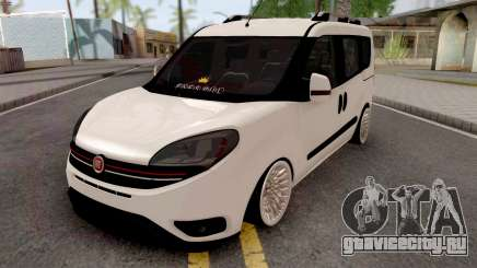 Fiat Doblo E Edition для GTA San Andreas