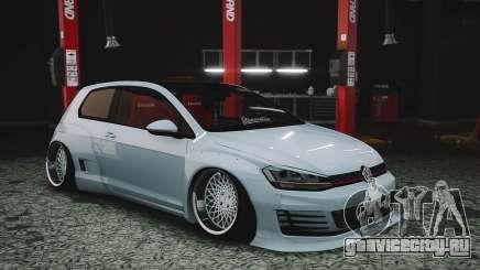 Vw Golf GTI Pandem mk7 для GTA 5