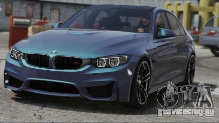 2015 BMW M3 F30 для GTA 5