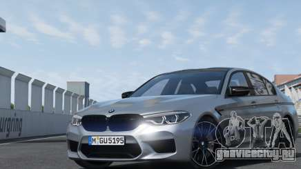 BMW M5 Competition (F90) 2019 для GTA 5