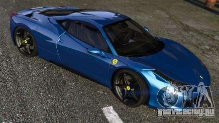 Ferrari 458 Italia для GTA 5