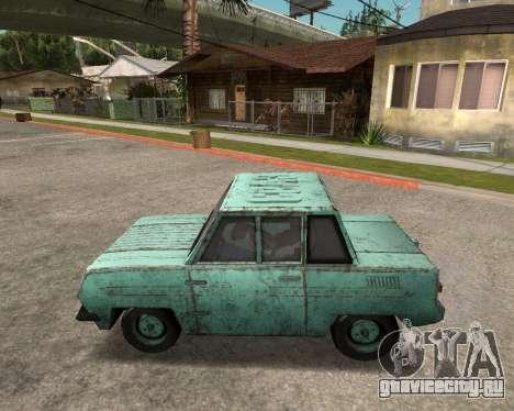 СеАЗ С-3Д для GTA San Andreas