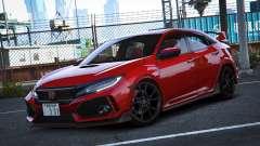 2018 Honda Civic Type-R для GTA 5