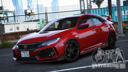 2018 Honda Civic Type-R для GTA 5