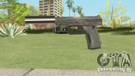 Wolfram P2K Silenced (007 Nightfire) для GTA San Andreas
