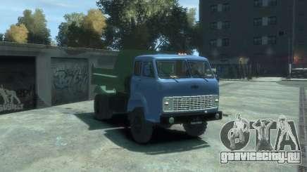 МАЗ 509Б для GTA 4