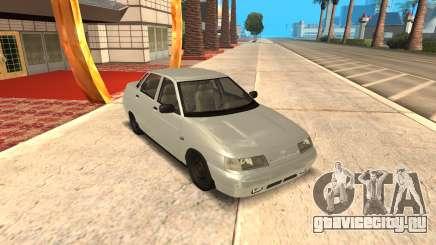 ВАЗ 2110 Серый для GTA San Andreas