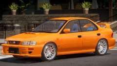 1991 Subaru Impreza STI для GTA 4