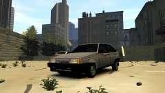 ВАЗ 2109 ОПЕР (version 1) для GTA 4