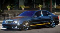 Mercedes Benz E63 Black Edition для GTA 4