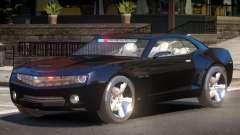 Chevrolet Camaro Police V1.1
