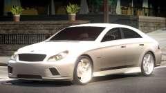Mercedes Benz CLS V1.0 для GTA 4