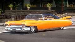 Cadillac Eldorado V1.0 для GTA 4