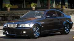 BMW M3 E46 GT