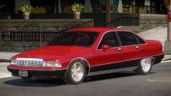 Chevrolet Caprice V1.0 для GTA 4