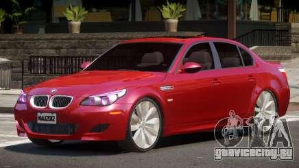 BMW M5 E60 V1.3 для GTA 4