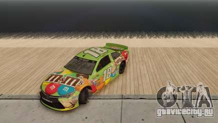 Toyota Camry Nascar для GTA San Andreas
