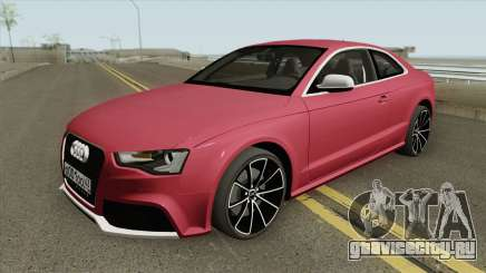Audi RS5 Coupe Typ 8T 2014 для GTA San Andreas