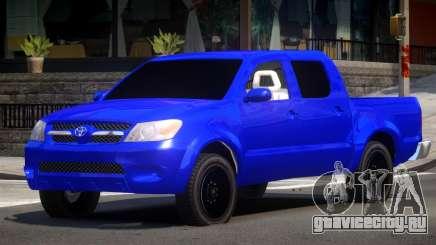 Toyota Hilux V1.1 для GTA 4