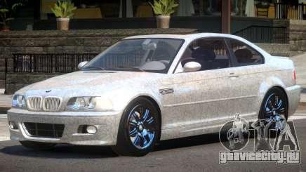 BMW M3 E46 GT PJ2 для GTA 4
