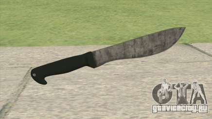 Machete (The Forest) для GTA San Andreas