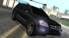 Mercedes-Benz GL500 4matic для GTA San Andreas