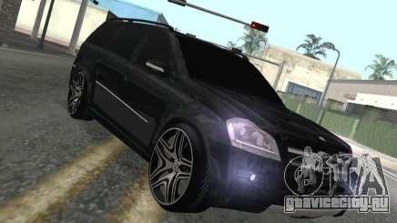 Mercedes-Benz GL500 4matic для GTA San Andreas