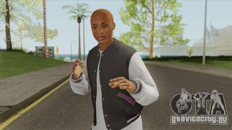 New Ballas Skin V2 (HD) для GTA San Andreas