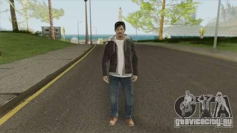 Norman Reedus для GTA San Andreas