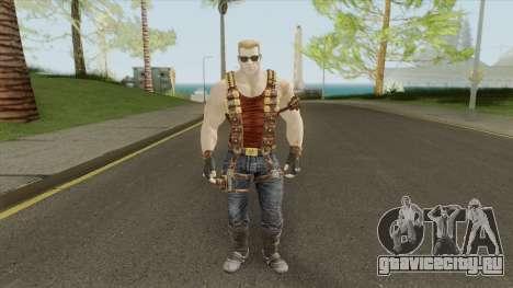 Duke Nukem (HQ) для GTA San Andreas