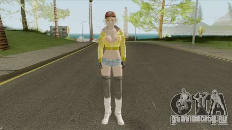 Cindy Aurum (Final Fantasy XV) для GTA San Andreas