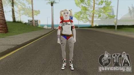 Harley Quinn (DC Comics Legends) для GTA San Andreas