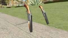 Sawed-Off Shotgun (HD) для GTA San Andreas