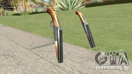 Sawed-Off Shotgun (HD) для GTA San Andreas