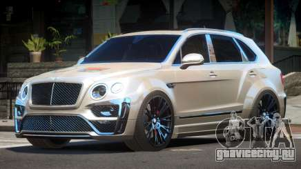 Bentley Bentayga для GTA 4