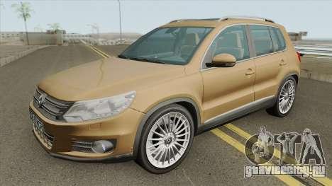 Volkswagen Tiguan 2012 (HQ) для GTA San Andreas