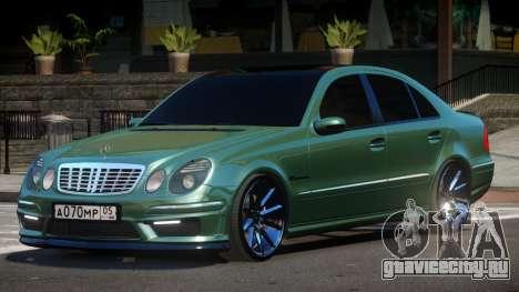 Mercedes Benz E55 W211 для GTA 4