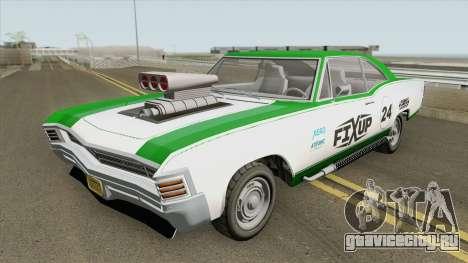 Declasse Impaler GTA 5 для GTA San Andreas