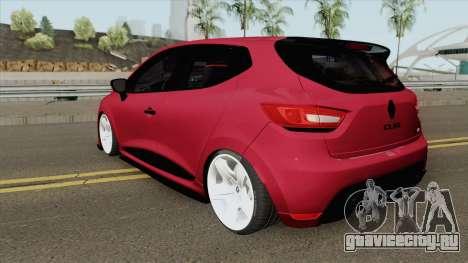 Renault Clio (Tuning) для GTA San Andreas