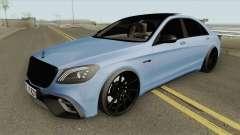 Mercedes-Benz W222 S63 (AMG Mafia)