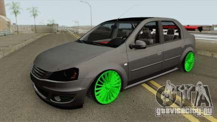 Dacia Logan (Drift) для GTA San Andreas