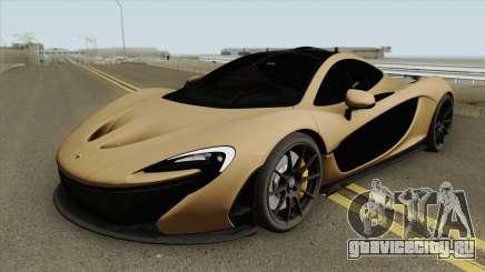 McLaren P1 (RHA) для GTA San Andreas