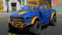 GTA V Vapid Caracara 4x4