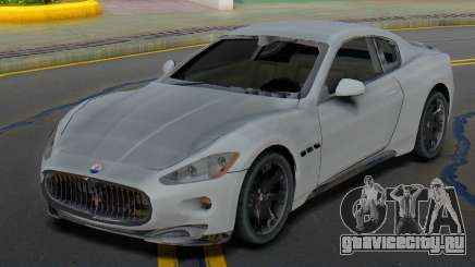 2008 Maserati GranTurismo MC S Line для GTA San Andreas