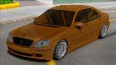 Mercedes-Benz S-class W220 4matic для GTA San Andreas