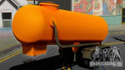 Прицеп-цистерна Цементовоз ТЦ-12 для GTA San Andreas