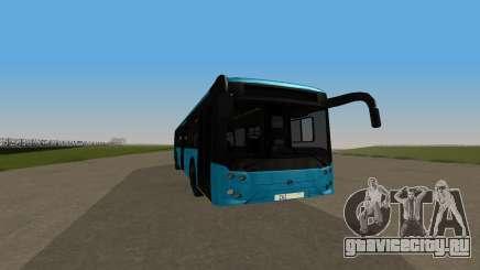 ЛиАЗ 5292.30 Муниципальный для GTA San Andreas