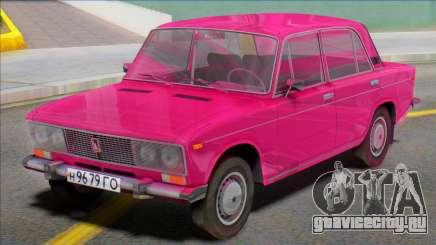 ВАЗ 2106 (By CR V2) для GTA San Andreas