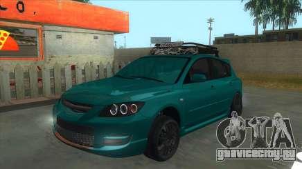 Mazda 3 MPS Stance для GTA San Andreas