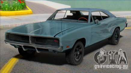 1969 Dodge Charger (renderhook) для GTA San Andreas